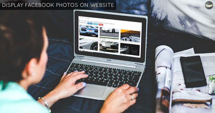 display-facebook-photos-on-website-1