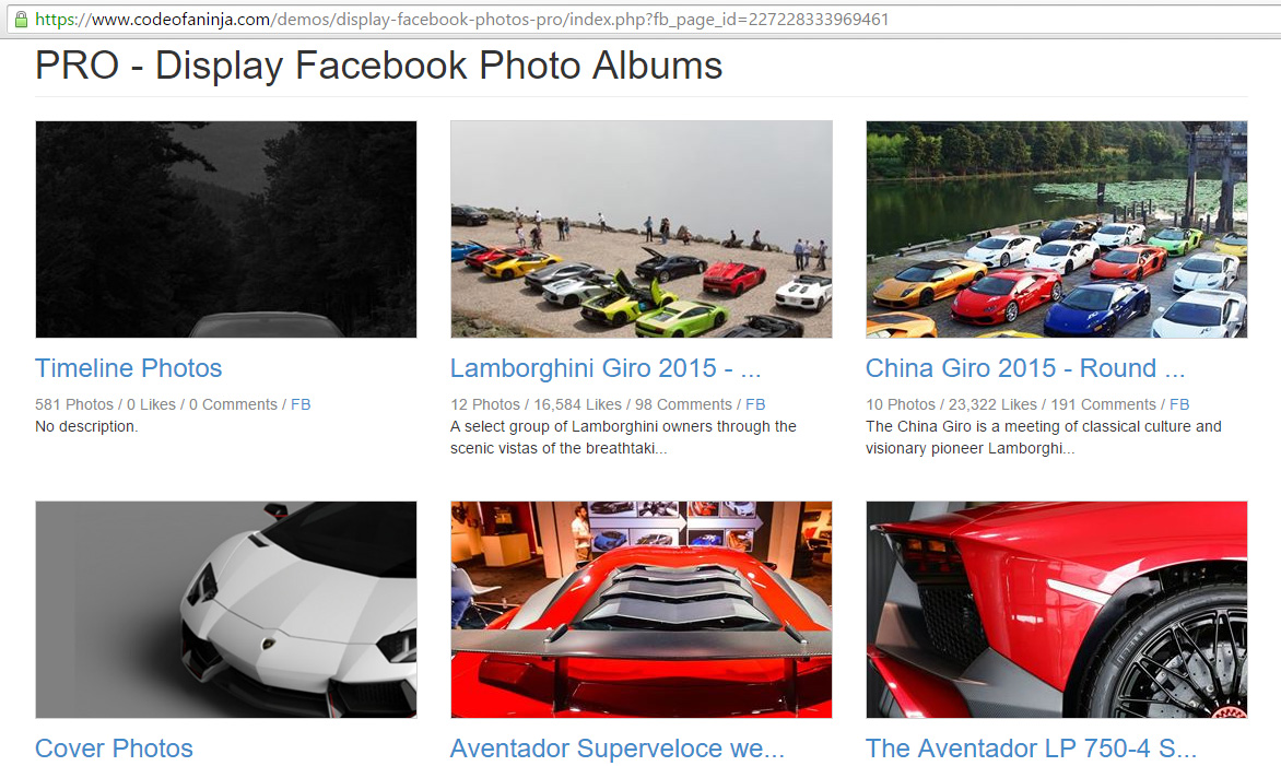 display-fb-photo-albums-PRO-demo-screenshot-1