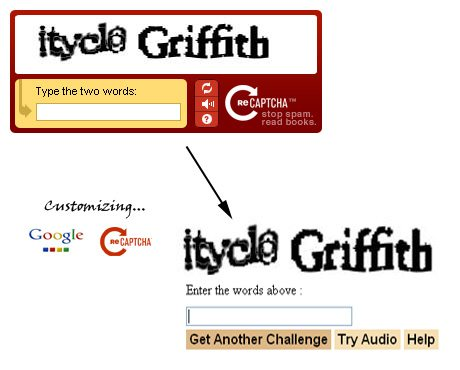 Home>PHP How To Customize reCAPTCHA