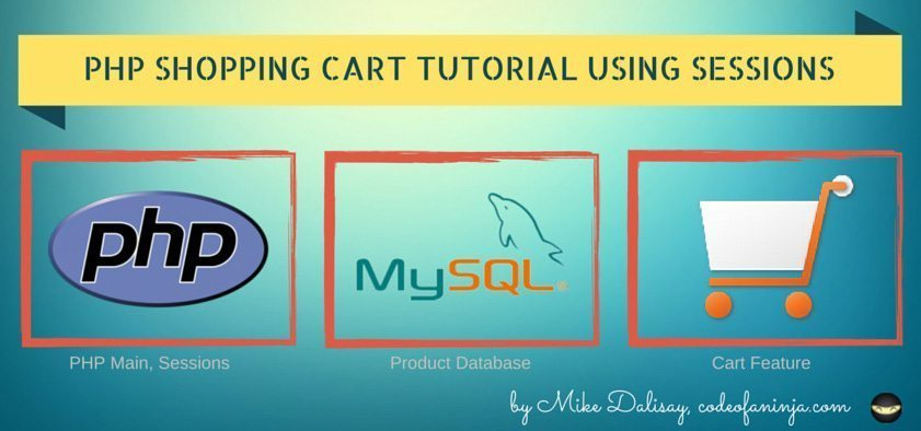 Php code for online shopping