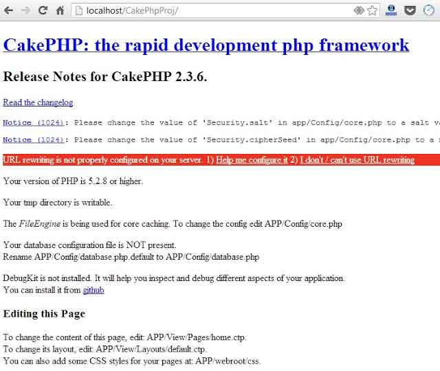 using-cakephp-first-run