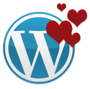 I love WordPress!
