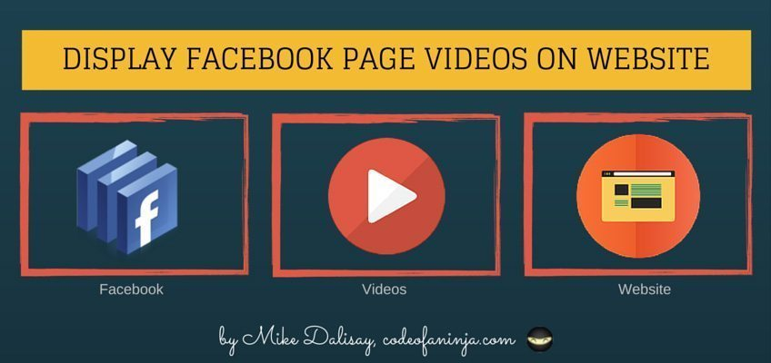 how to get video url from facebook