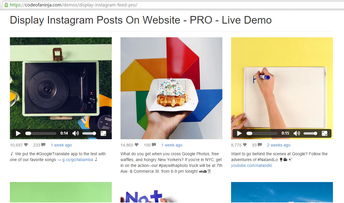 demo-screenshot-display-instagram-feed-PRO