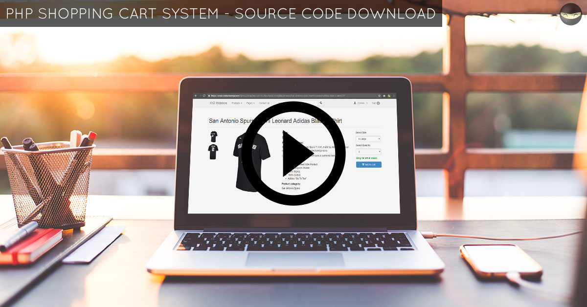 Online shopping php source code