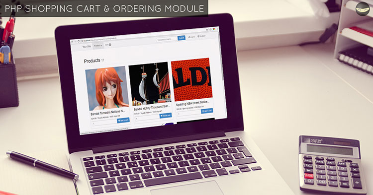 Online shopping source code in php